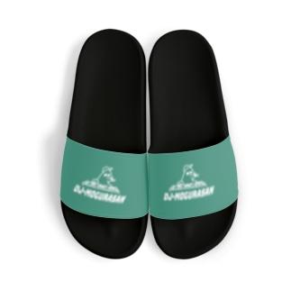 DJ-MOGURASAN Sandals