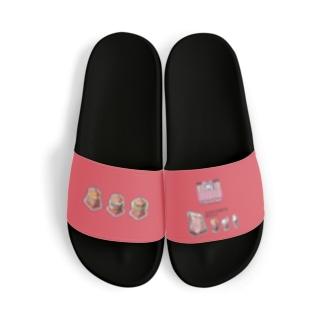 PICOLD:YUMMY→BURGERS Sandal