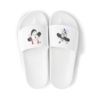 Otafuku & Hannya Skate Sandals Sandal