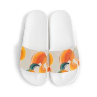 Yoshiki houseのバレンシアの橙 Sandal