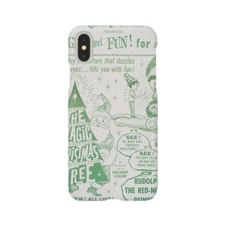 くりすますー! Smartphone cases
