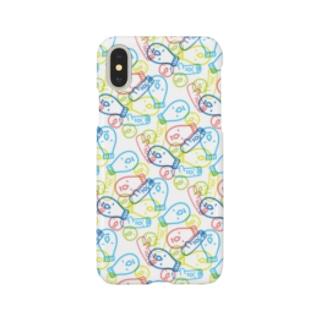 マヨランダムスタンプ Smartphone cases