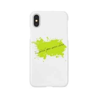 I wish you were here Smartphone cases