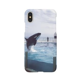シャチケース Smartphone cases