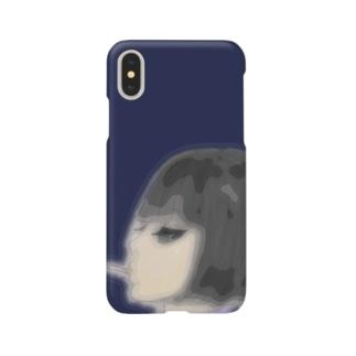 ちぐれ🐯の煙草 Smartphone cases