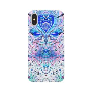 飛沫 Smartphone cases