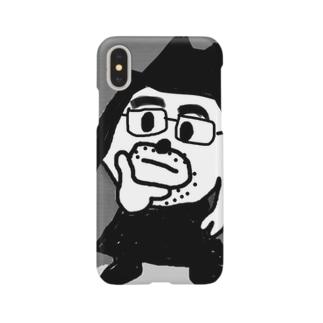 マカロン星人のクズノワール Smartphone cases
