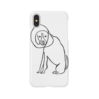 エリザベスカラー Smartphone cases
