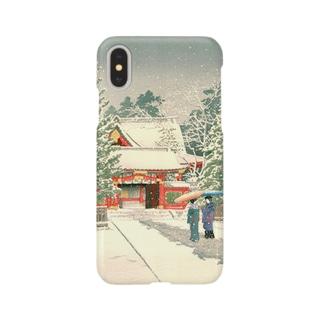 日枝神社 Smartphone cases