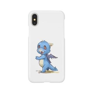 子ドラゴンちゃんのスマホケース Smartphone cases
