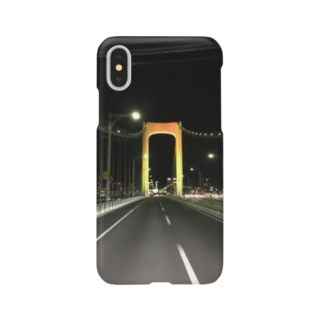 レインボーブリッジ Smartphone cases