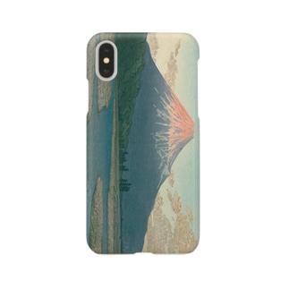 富士川 Smartphone cases