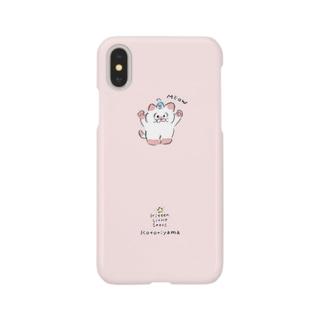 もか×PEACH Smartphone cases