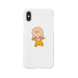 バブちゃん Smartphone cases
