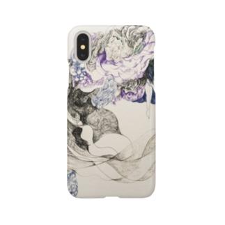 流れ Smartphone cases