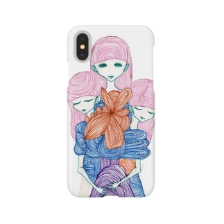 粘膜服 Smartphone cases