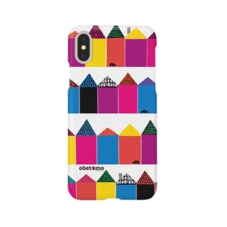まちなみ Smartphone cases