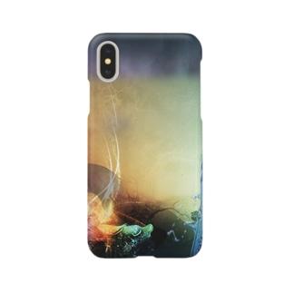 iPhoneケース ブランケット Smartphone cases
