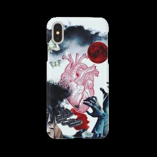 akahoの愚かなり OROKANARI Smartphone cases