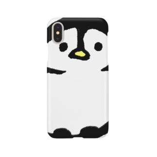 ぺんぎんくん Smartphone cases