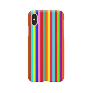Multi Stripe* Smartphone cases