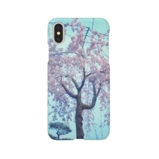 枝垂れ桜 Smartphone cases
