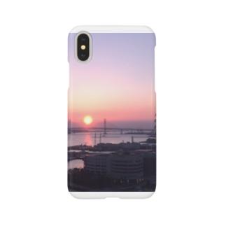 pink harbor Smartphone cases