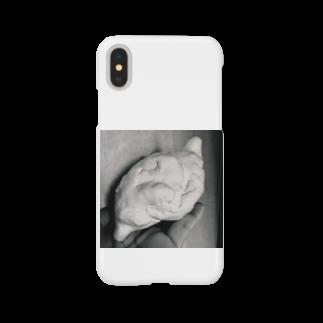脳移植の手乗り胃 Smartphone cases