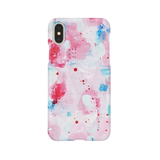 pale pink Smartphone cases