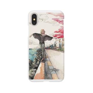 防波堤 Smartphone cases