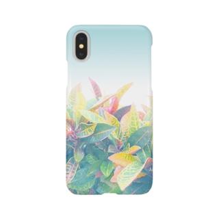 南国の葉っぱ 3🌿 Smartphone cases