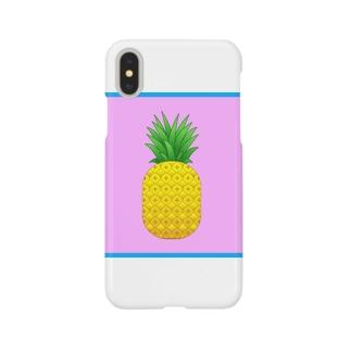 アナナス Smartphone cases