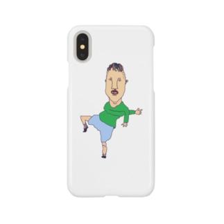 ただでさえ、人気者なのにダンスまでできちゃう男の子   Smartphone cases