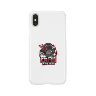 新ロゴ「EAA(いぇあ)軍曹(仮)」 v2 Smartphone cases