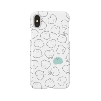 なかまモチ Smartphone cases