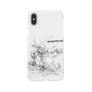 MAGNOLIA Smartphone cases