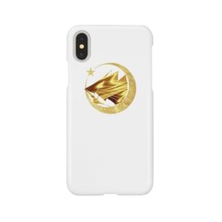 月の船 Smartphone cases