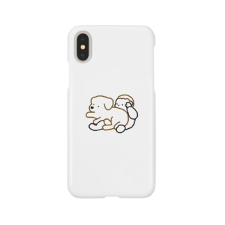 きみとぼく Smartphone cases