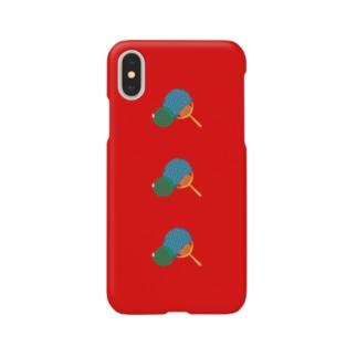 日本の夏、◯鳥の夏。 Smartphone cases