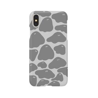 あつまるおばけ Smartphone cases