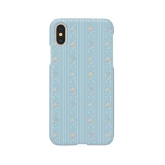 seastripe-morining Smartphone cases