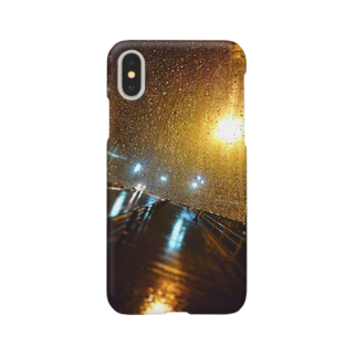 クロレのGleam after rain Smartphone cases