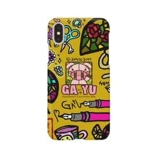 雑貨牧場GAYU Smartphone cases