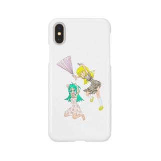ハリセンアタック Smartphone cases