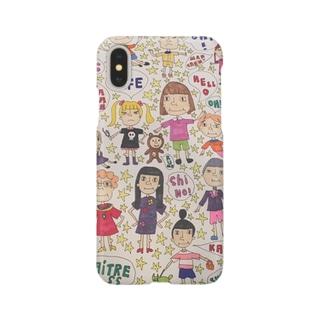 ヒトビト Smartphone cases