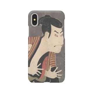 三代目大谷鬼次の奴江戸兵衛 Smartphone cases