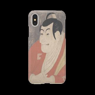 HOKO-ANの東洲斎写楽画 「市川鰕蔵」 Smartphone cases