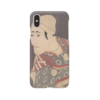 東洲斎写楽 八代目守田勘弥の鴬の次郎作 Smartphone cases