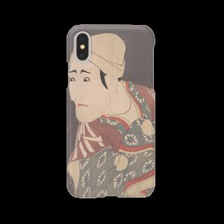 HOKO-ANの東洲斎写楽 八代目守田勘弥の鴬の次郎作 Smartphone cases