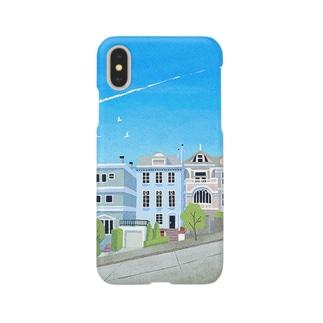 坂道 Smartphone cases